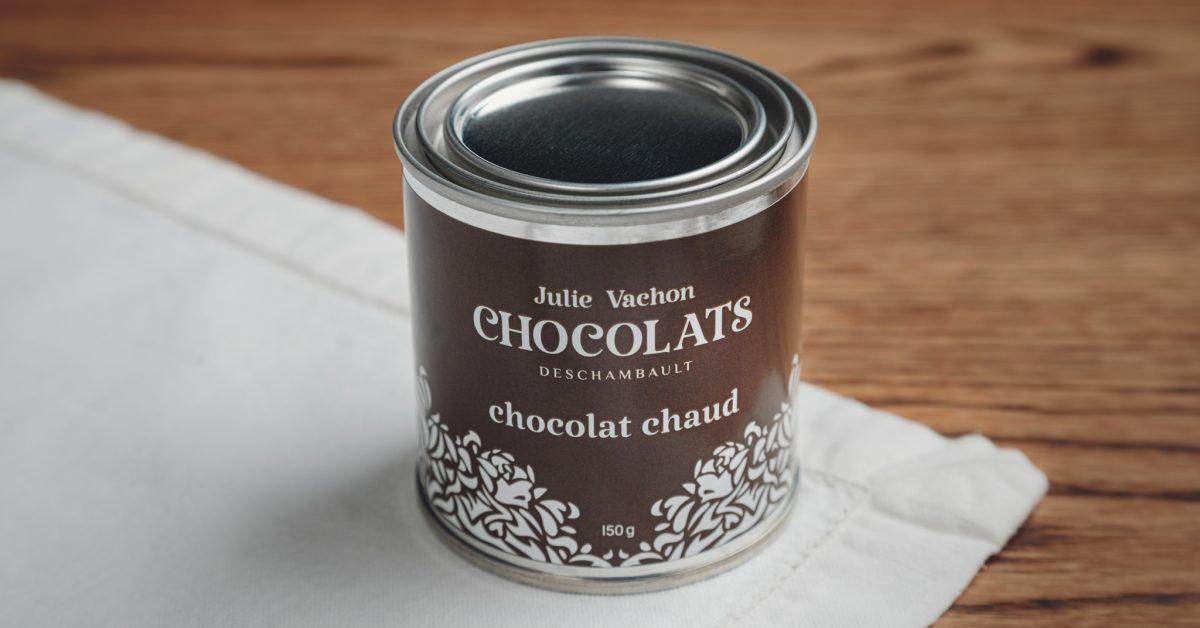 Chocolat chaud 150 g