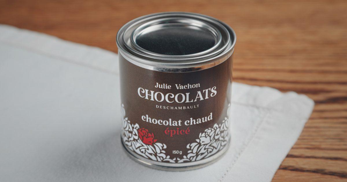 Chocolat chaud épicé 150 g