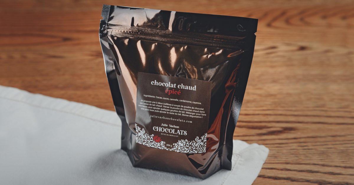 Chocolat chaud épicé 454 g