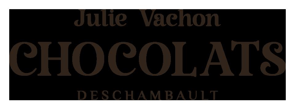 Signature Julie Vachon chocolats